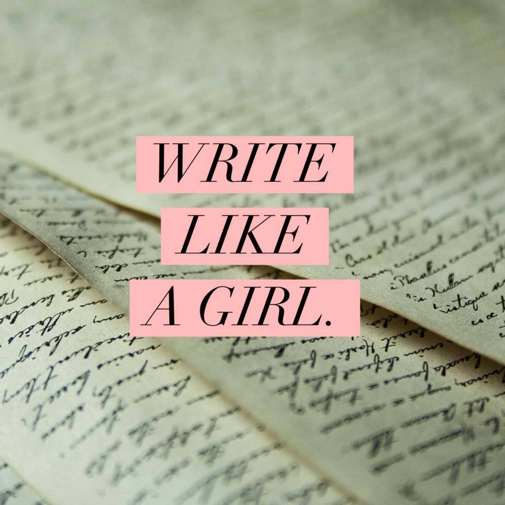 write like a girl